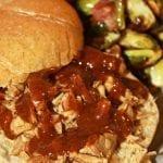 Hard Rock Cafe Inspired Molasses BBQ Chicken
