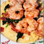 Southern Shrimp and Grits with Greens
