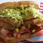 Fried Green Tomato BLT in Mississippi Mag!