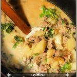 Engagement Dinner & Olive Garden's Zuppa Toscana Soup