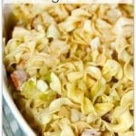 Hearty Pork and Cabbage Noodles