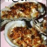 Gulf Coast Oysters Rockefeller