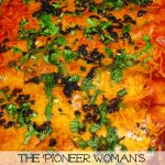 Pioneer Woman's Perfect Enchiladas