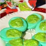 Grinched Eggs | The Grinch Who Stole Christmas Party Food