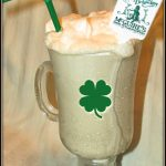 Frozen Irish Coffee and McGuire's Irish Pub Sunday Brunch