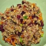Gooseberry Patch Honey Ginger Wild Rice Salad