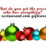 Restaurant.com Holiday Gift Guide