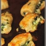 Meatless Monday : Spinach Feta Puffs