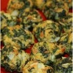 Game Day Spinach Snackers