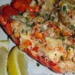 Charlie's Birthday Lobster Thermidor
