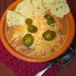 Dollar General Crock-Pot Challenge: Cheesy Enchilada Soup