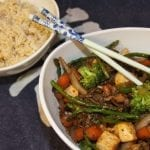 P.F. Chang's New Winter Menu and Buddha's Feast Stir Fry Recipe