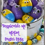 Despicable Me Minion Easter Eggs How To