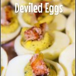 Lemony Lobster Deviled Eggs