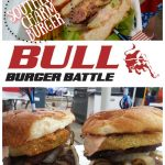 Bull Burger Battle Baton Rouge and the Southern Charm Burger
