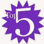 My August Top 5