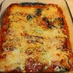Meatless Monday: Rocco Dispirito's Eggplant Manicotti
