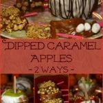 Werther's® Original® Dipped Caramel Apples