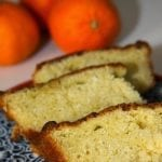 Sweet Florida Orange Breakfast Bread