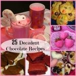 25 Decadent Year Round Chocolate Recipes with Foodie.com