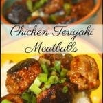 Harvestland Chicken Teriyaki Meatballs