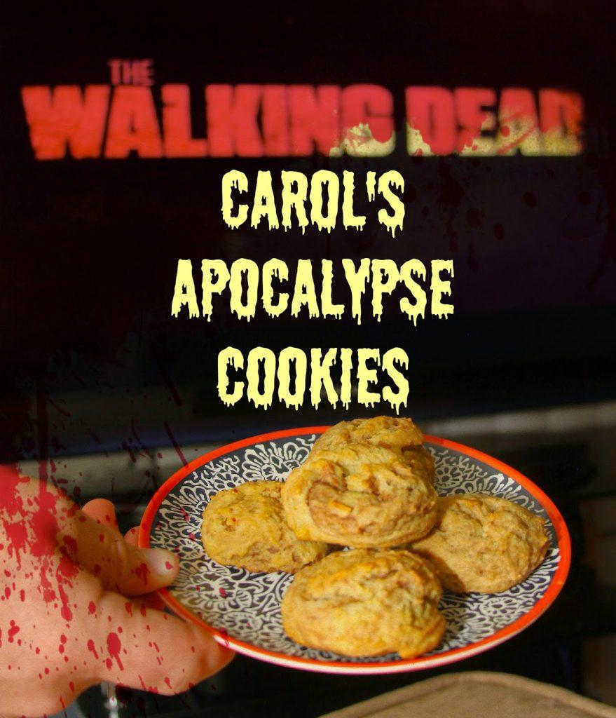 apocalypse zombie cookies