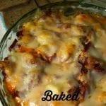 Baked Reuben Dip