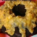Decadent Dessert Toppers: German Chocolate and Almond Joy Frosting