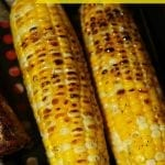 Honey Butter Grilled Corn
