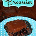 Double Fudge Brownies by Joanne Fluke