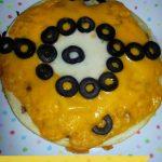 Cheesy Minion Quesadillas