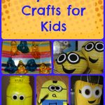 8 Easy Minion Crafts for Kids