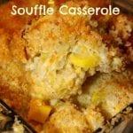 Summer Squash Souffle Casserole