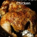 Crock-Pot Rotisserie Style Chicken