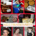 Kid's Summertime Pirate Party