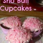 KitchenAid Cook for the Cure Pink Sno Ball Cupcakes
