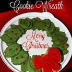 Betty Crocker Egg Nog Sugar Cookie Wreath