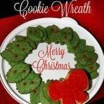 Betty Crocker Egg Nog Sugar Cookie Wreath