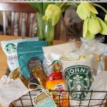 Ninja Coffee Bar and Love You a Latte Gift Basket
