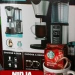 Ninja Coffee Bar and Love You a Latte Gift Basket