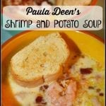 Paula Deen's Shrimp and Potato Soup