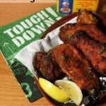 Game Day Crispy Old Bay Seasoned Chicken Wings