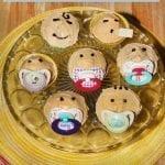 Baby Face Cupcakes and Huggies Diaper Savings