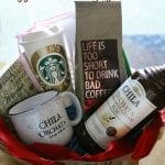Chill Out and Enjoy! Coffee Lovers Chila 'Orchata Gift Basket & Giveaway