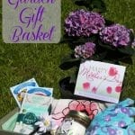 DIY Garden & Essential Oils Gift Baskets for Mother's Day with #DreftSpring