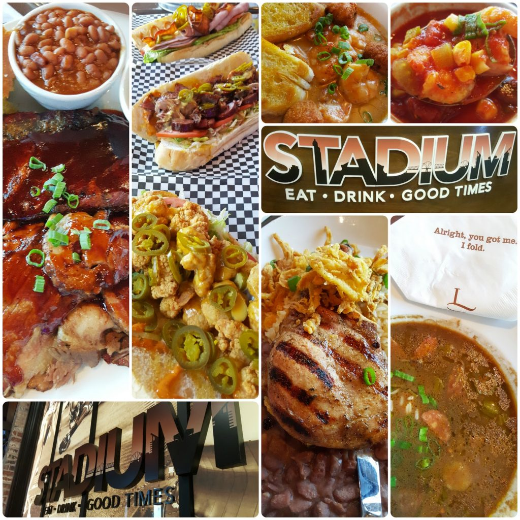 Incredible Yall Have Got To Eat At Stadium Sports Bar Grill At L Download Free Architecture Designs Intelgarnamadebymaigaardcom