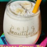 Start the Morning Off Right with Balance Bars and a Banana Cream Pie Smoothie!