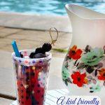 Icy Cool Blackberry Lemonade