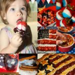 Patriotic Recipe Roundup -Top 10 Red, White, and Blue Recipes