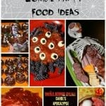 The Walking Dead Zombie Viewing Party Food Ideas